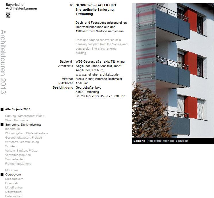 architektouren tittmoning